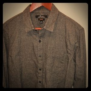Marc Anthony Button Up Shirt - Long Sleeve